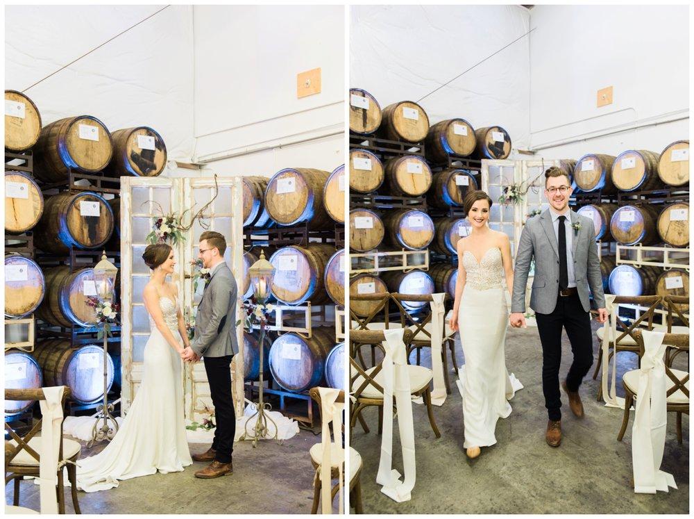 big fake wedding ceremony atlanta wedding photographer