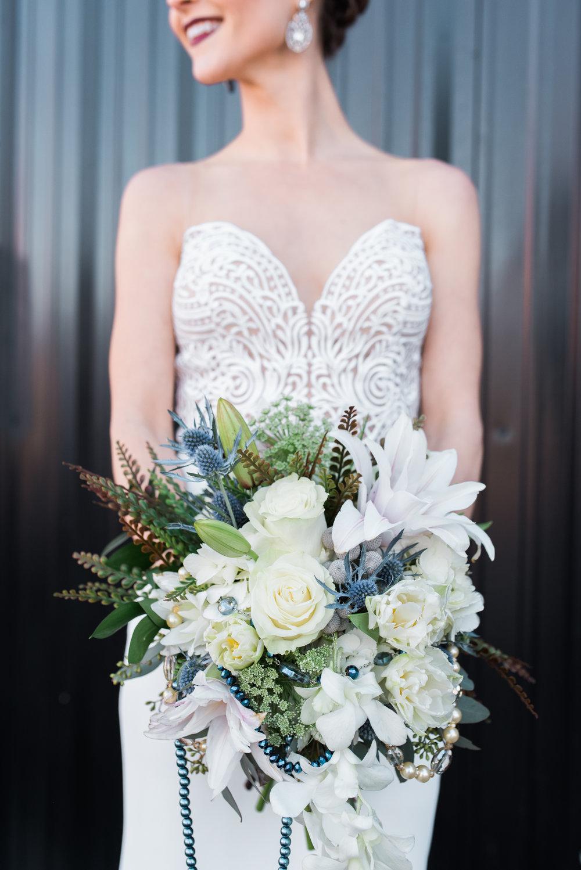 big fake wedding atlanta bloom with jenna