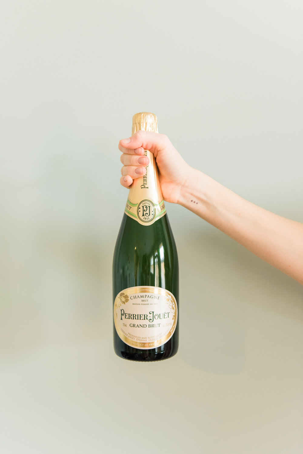 champagne atlanta product photographer branding wedding planner
