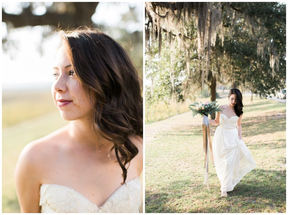 coastal south carolina wedding photographer sarah seven dress