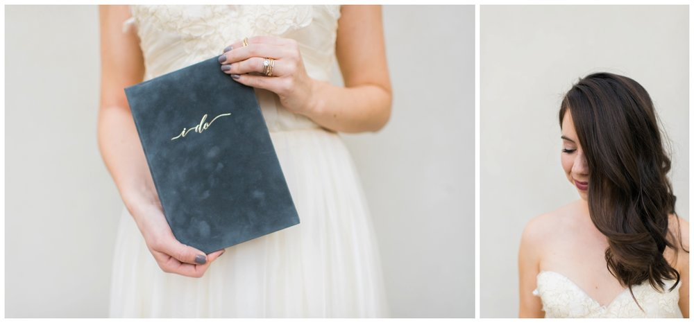 vow book wedding story writer coastal south carolina wedding photographer