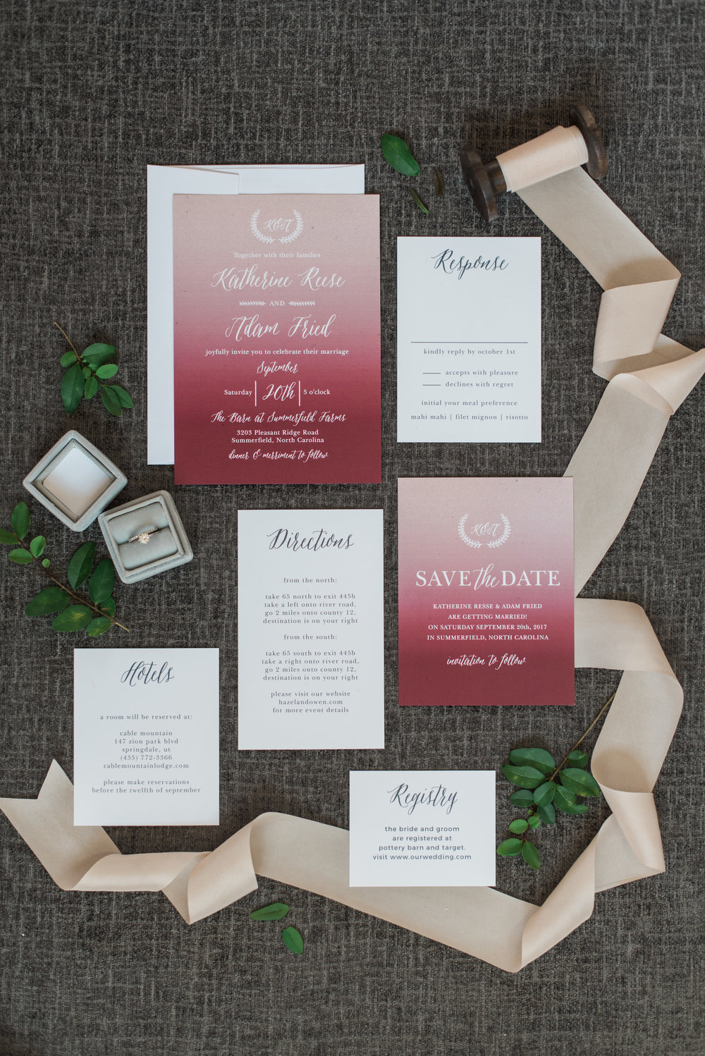 basic invite formal wedding invitations