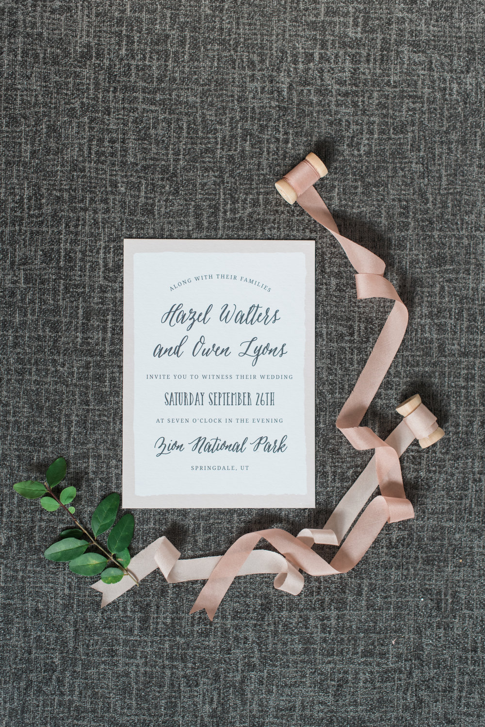 basic invite wedding invitations la pomme et la pipe