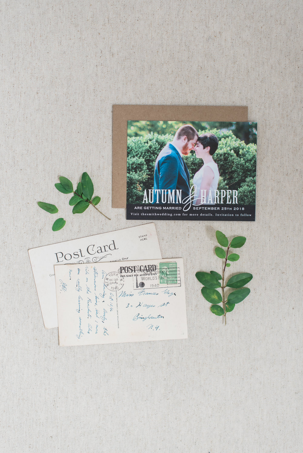 Unique Save the Date Magnets