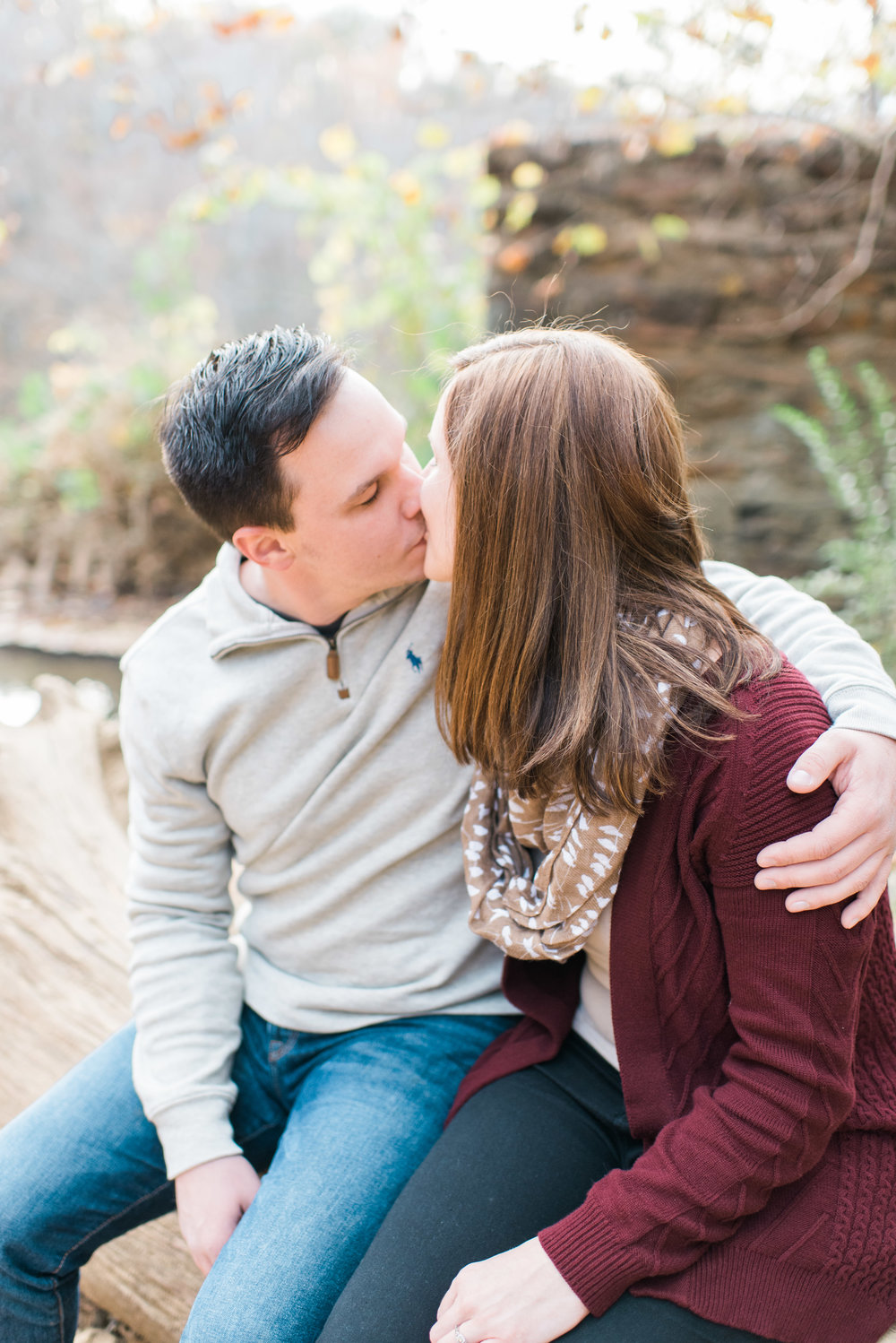 roswell mill engagement session atlanta wedding photographer