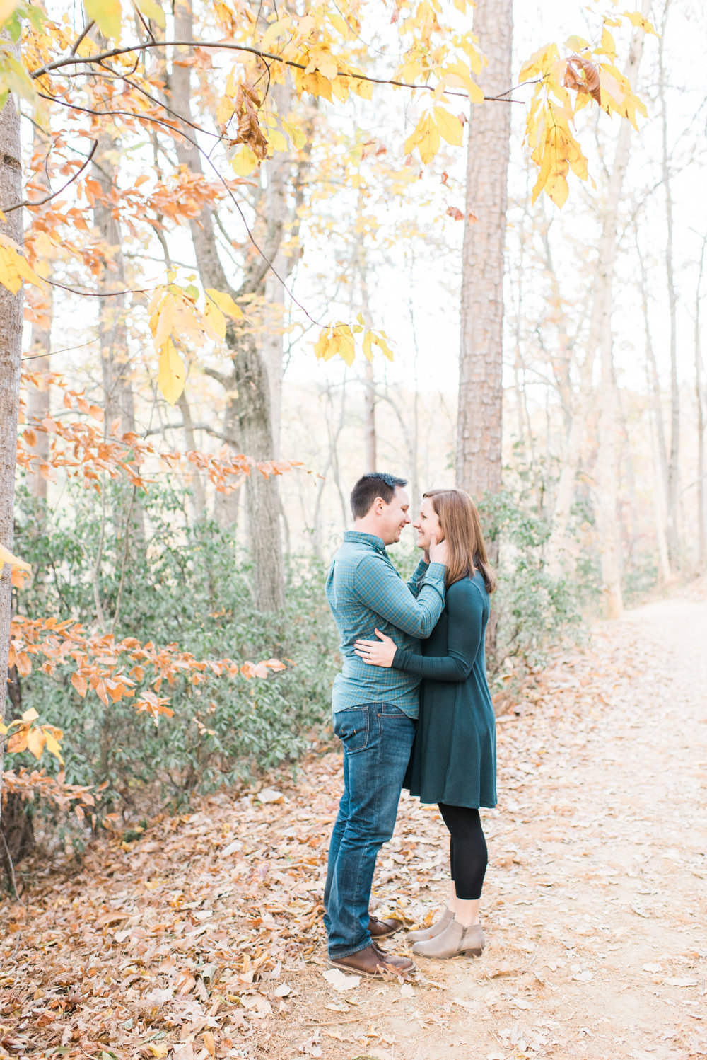 roswell engagement session wedding photographer