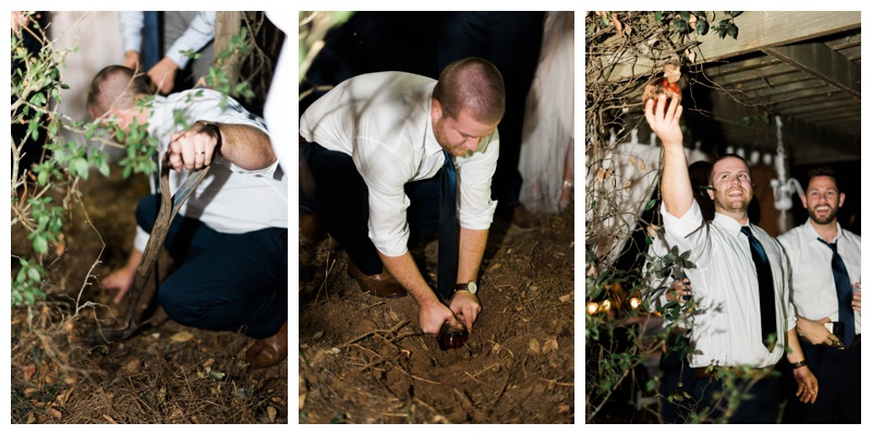 atlanta wedding photographer buried bourbon
