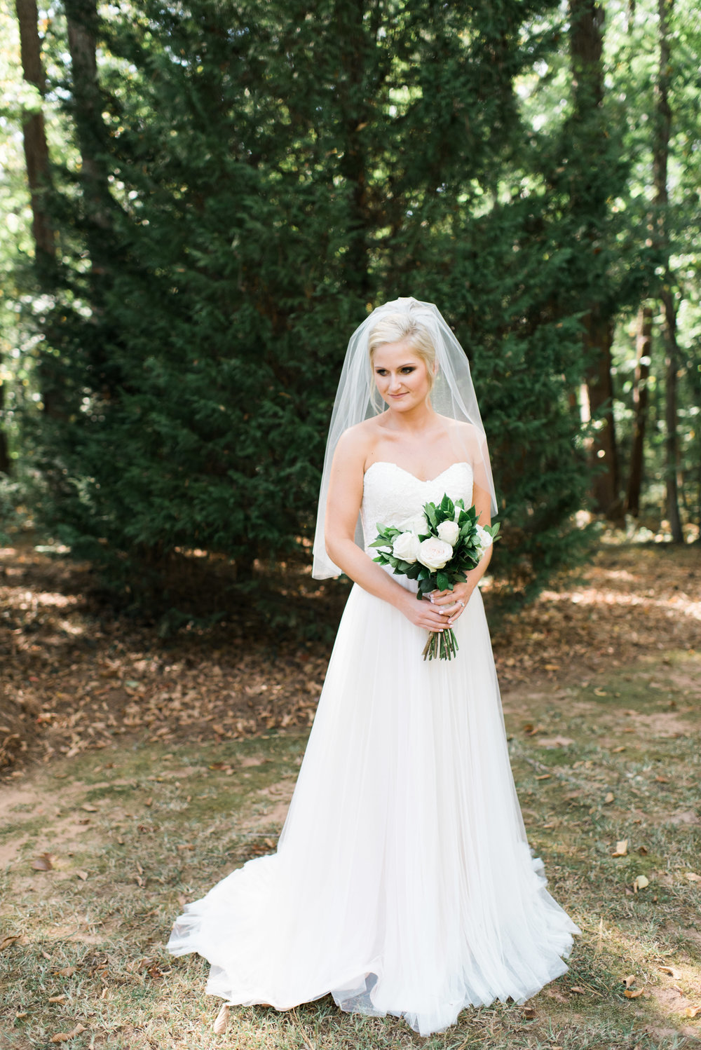 atlanta wedding photographer bride