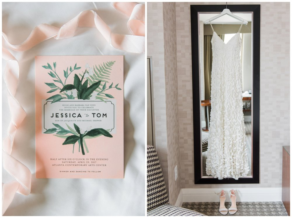 minted invitation atlanta wedding photographer