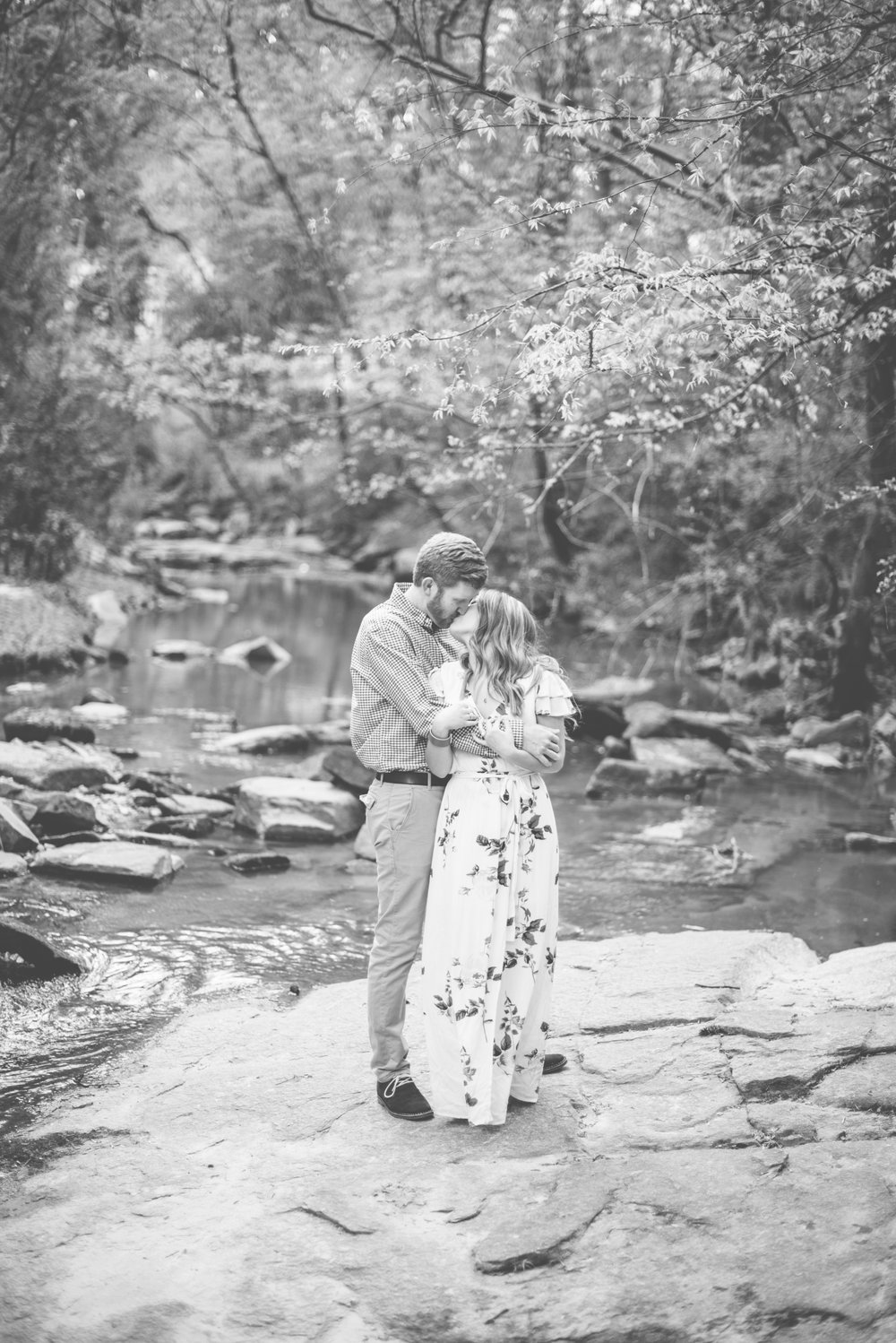 beltline atlanta engagement session