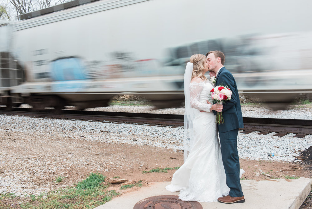 550 trackside wedding photographer