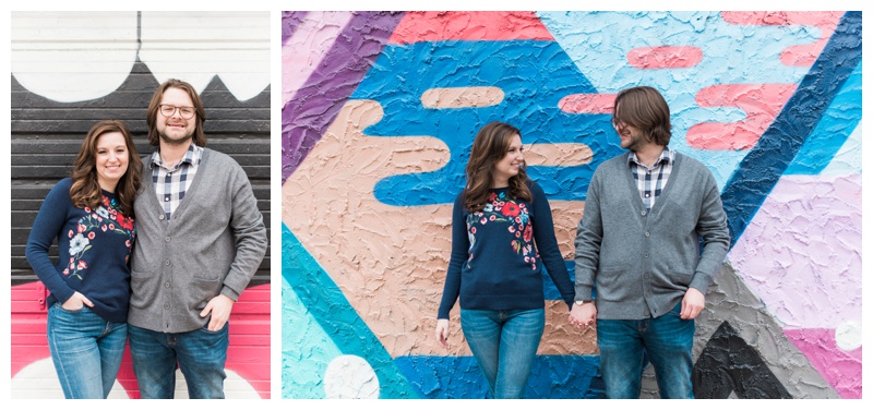 cabbagetown atlanta engagement session