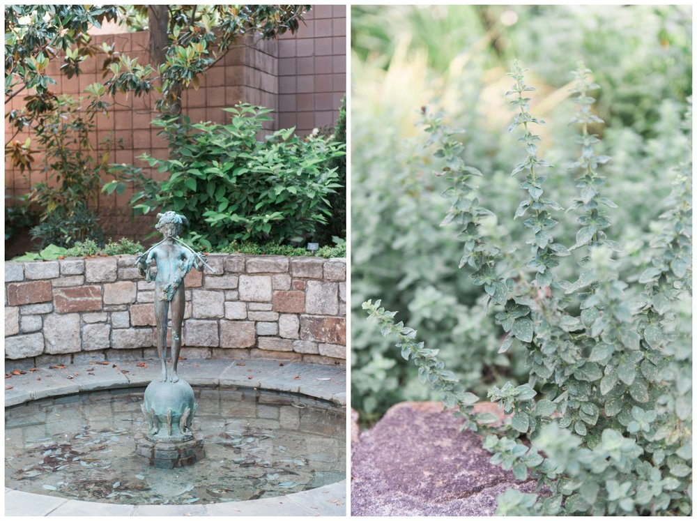 frangrance garden atlanta botanical garden wedding
