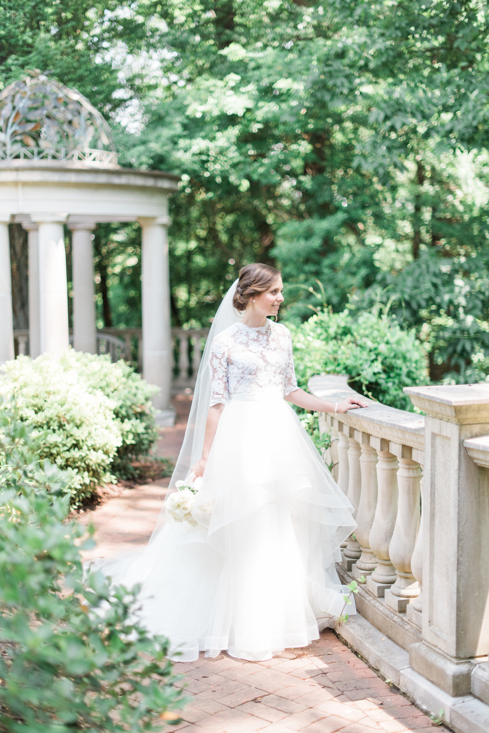 Atlanta Botanical Garden Wedding Photographer Nice Look