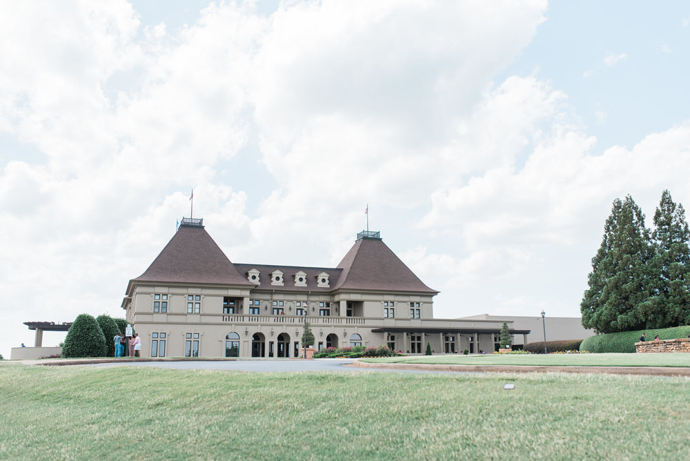 chateau elan winery and resort wedding