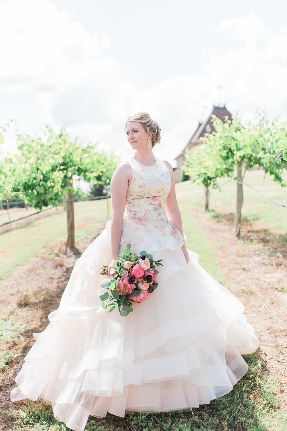 chateau elan wedding bride