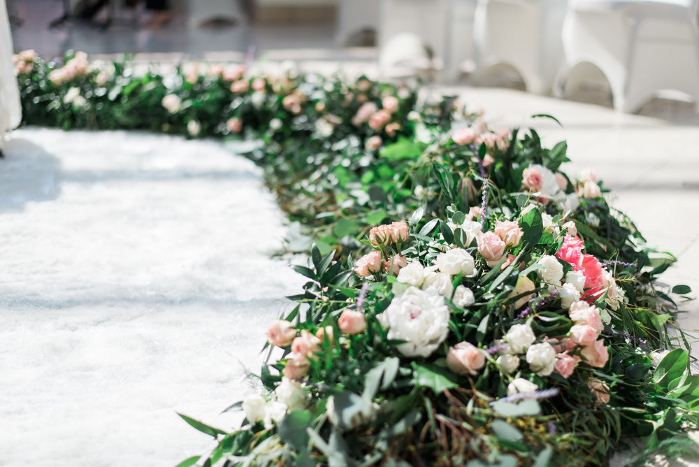 chateau elan wedding florals