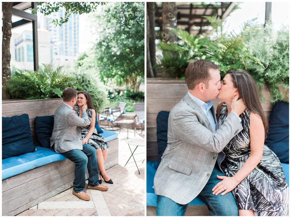 king and duke engagement session