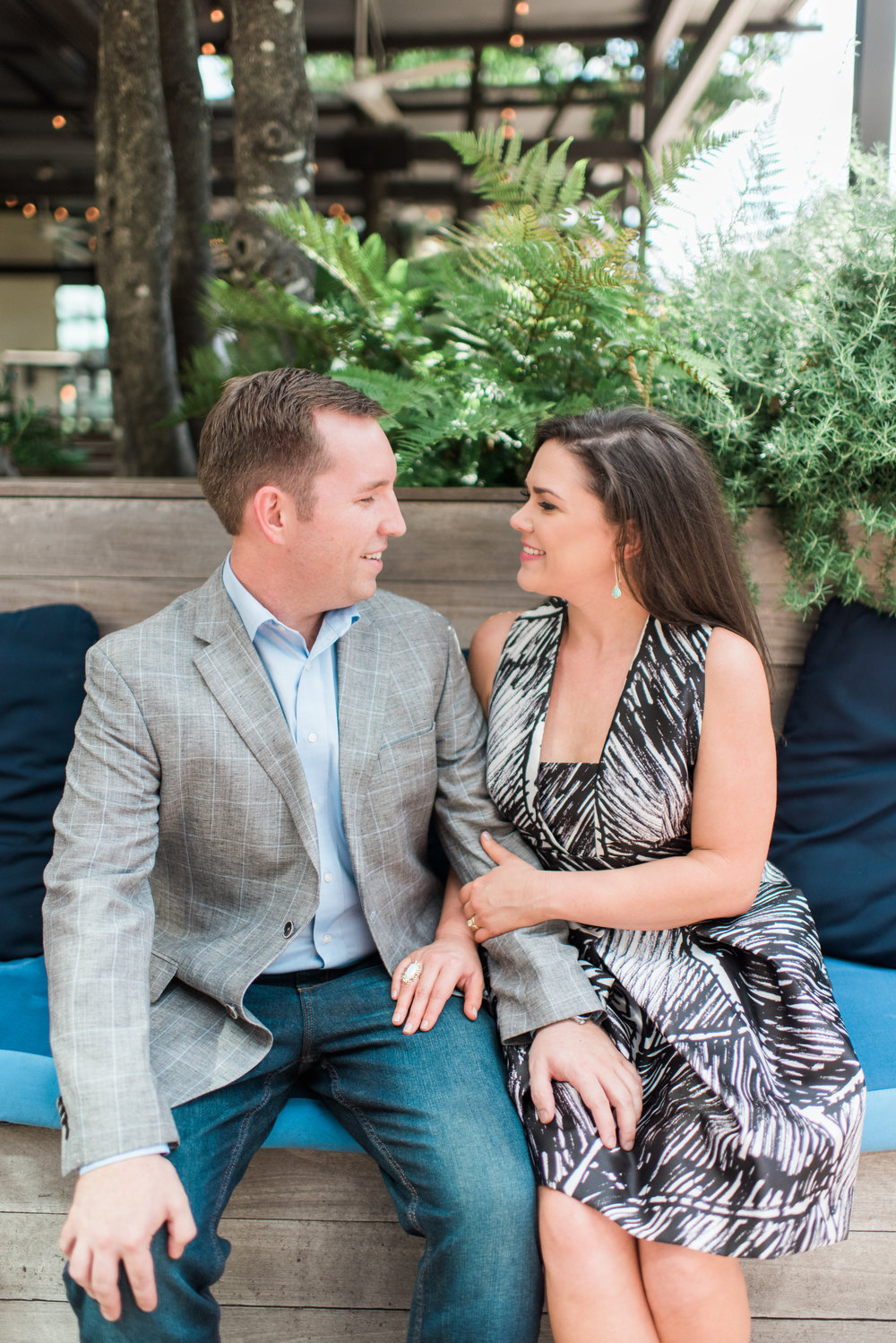 buckhead engagement session
