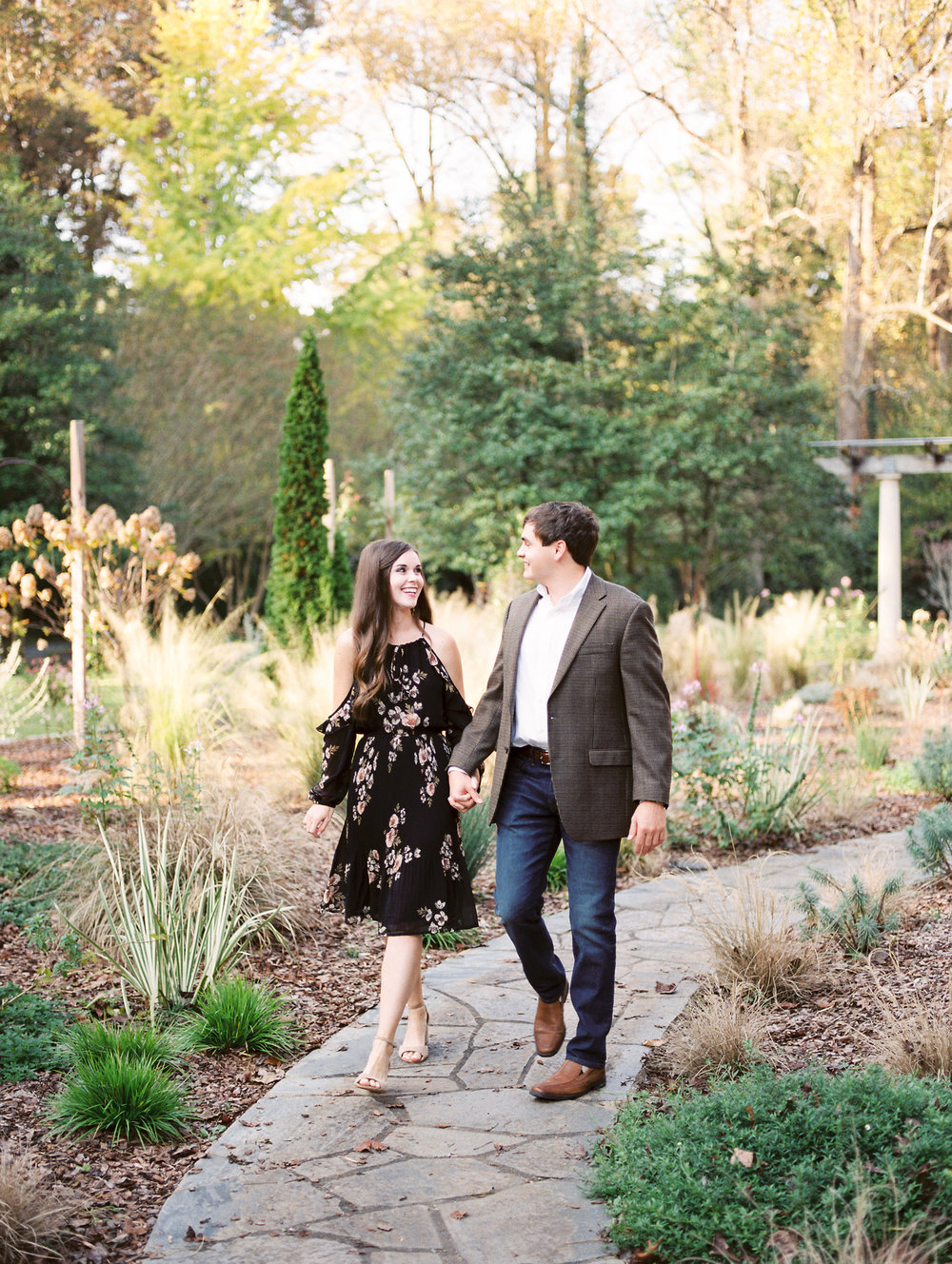 cator woolford garden engagement