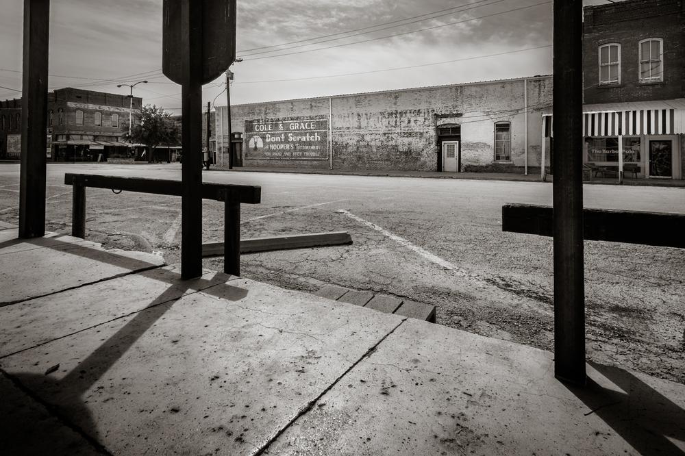 1st Street Hico, TX 2012