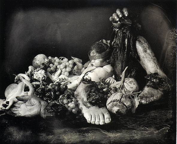 Feast of Fools © Joel-Peter Witkin
