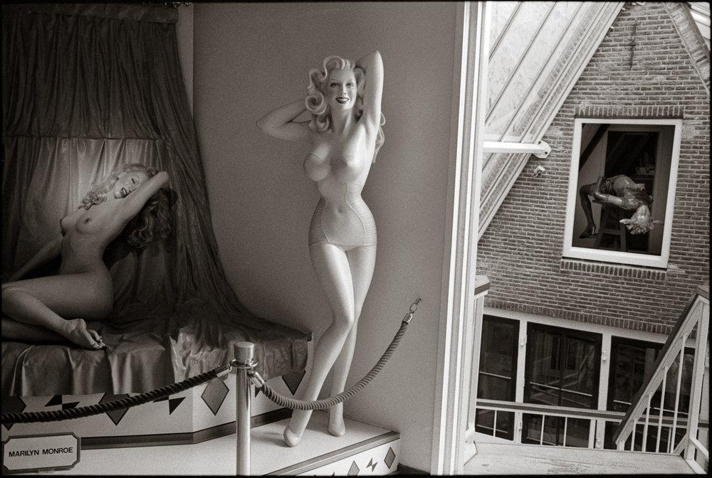 Sex Museum Amsterdam, 1997