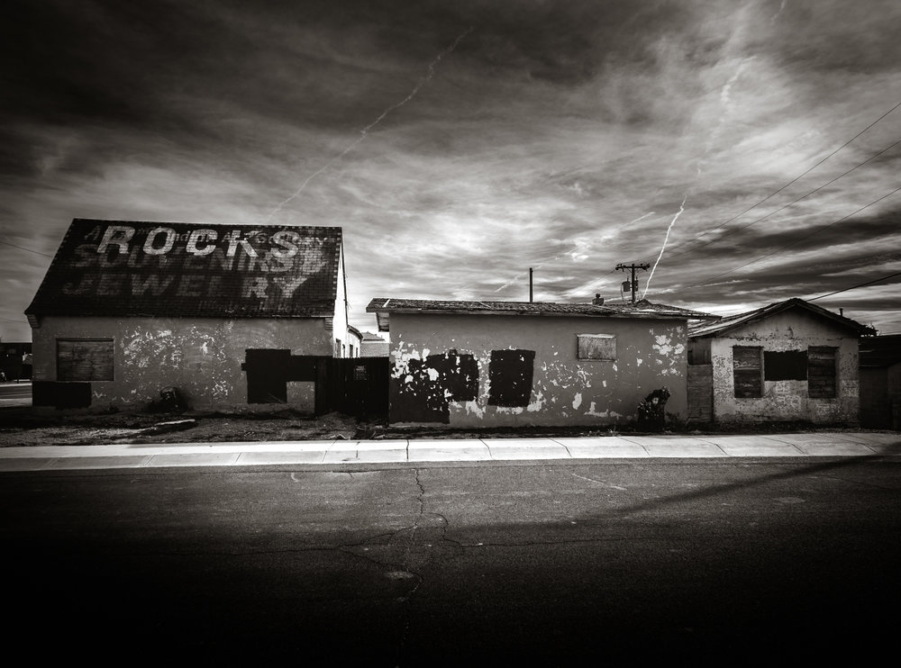 Rocks, Souvenirs, Jewelry  Winslow AZ 2016