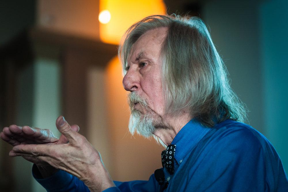 photographer Arno Rafael Minkkinen   Boston 2014