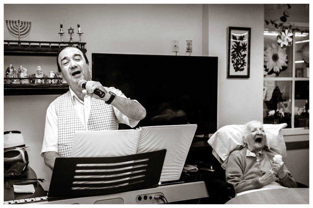 Entertainer   Hebrew Senior Life, Boston 2017