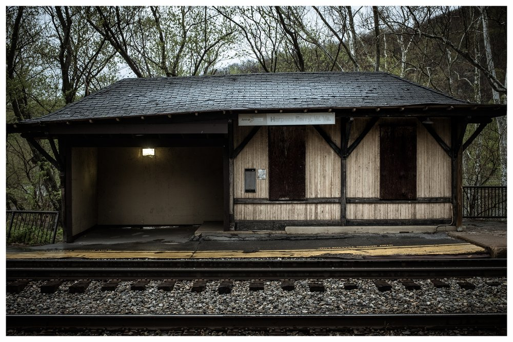 Train Station   Harpers Ferry West Virginia 2016