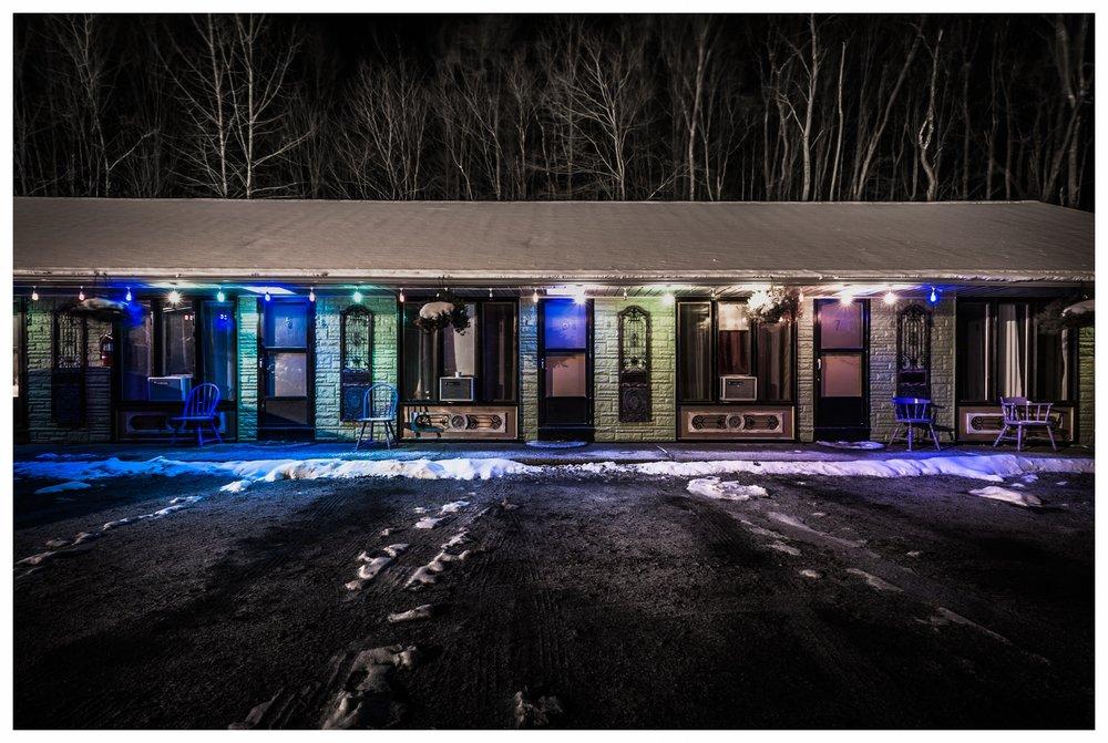 Catskill Starlight Motel  Athens NY 2016