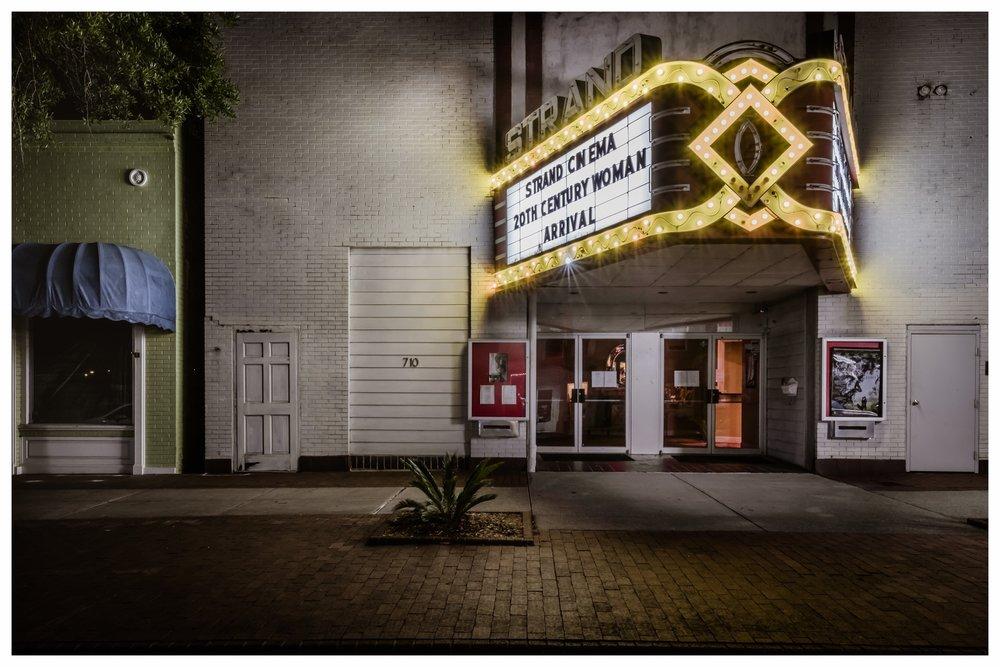 Strand Theater Georgetown, SC 2017