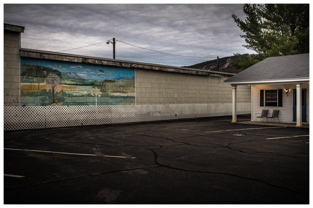 Colonial Motel, North Conway, NH 2017