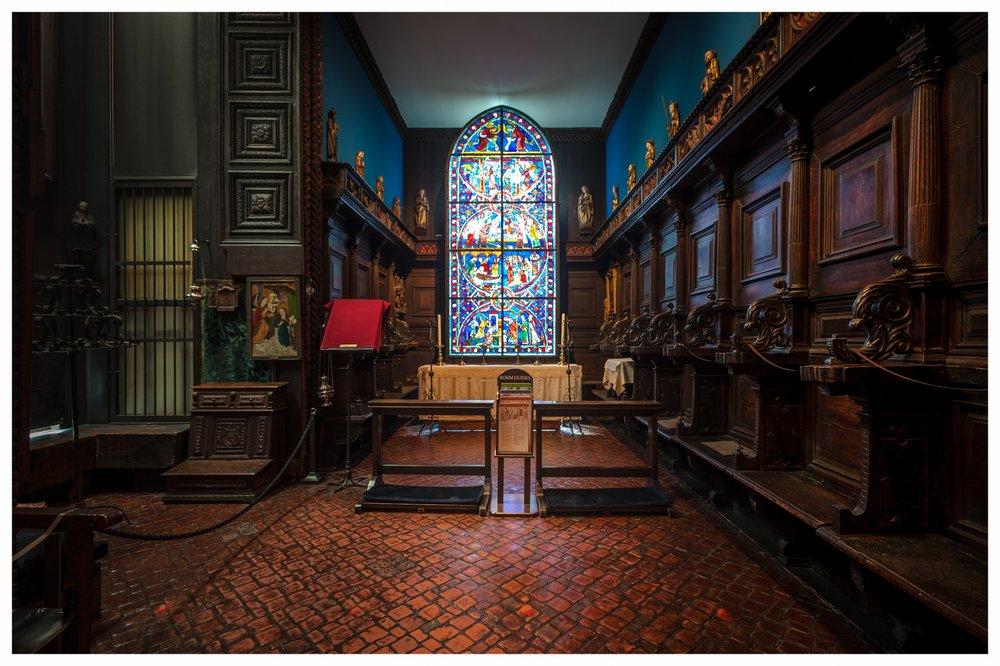 Chapel,Isabella Stewart Gardner Museum   Boston