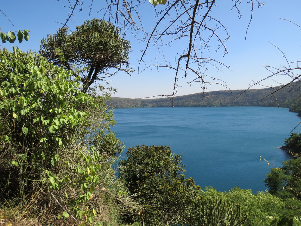 Lake Challa