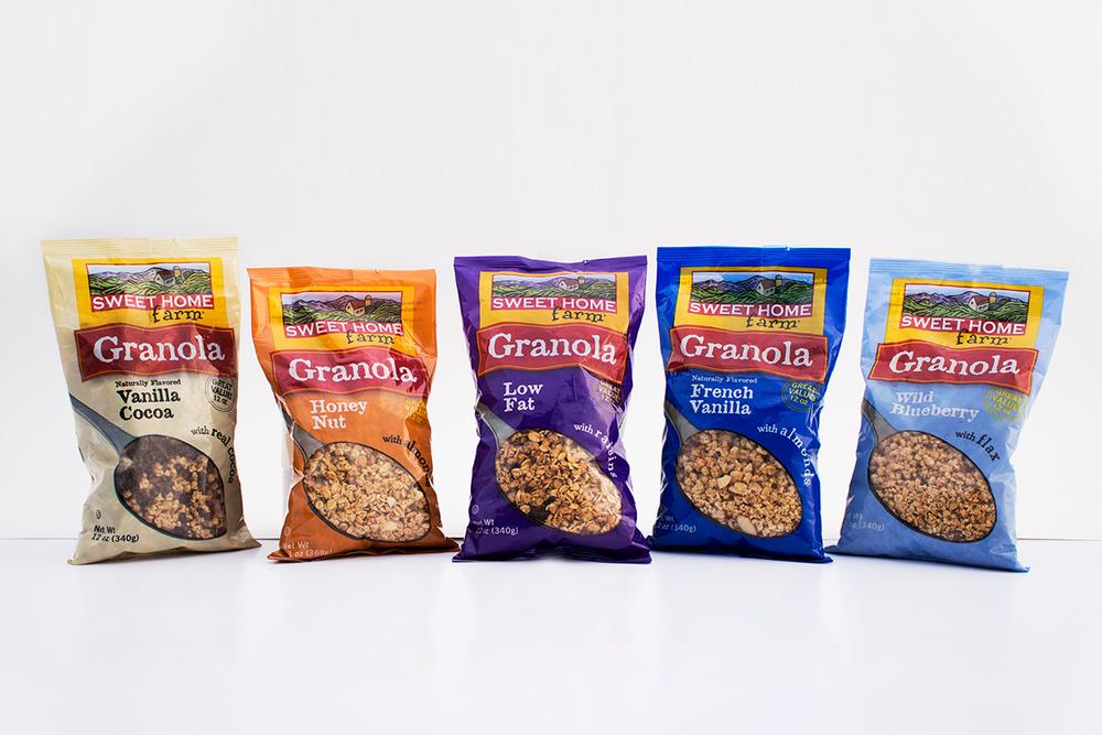 Sweet Home Farm Granola