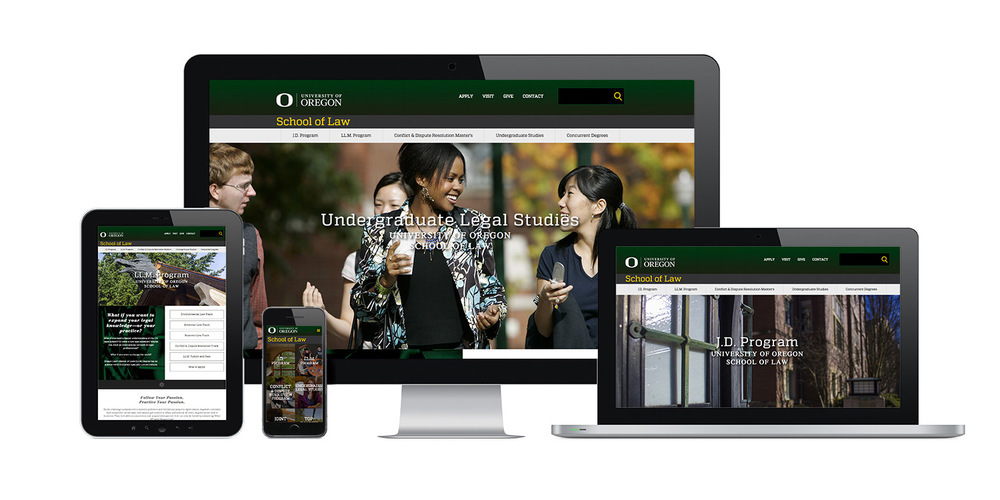 University of Oregon |  School of Law   - WEB