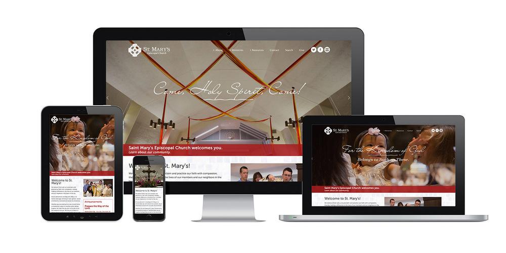 Saint Mary's | Episcopal Church  - WEB