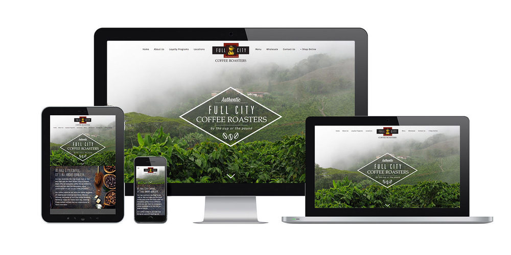 Full City | Coffee Roasters  - WEB
