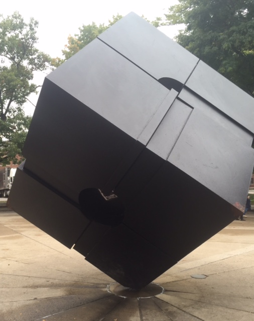 The Cube at University of Michigan