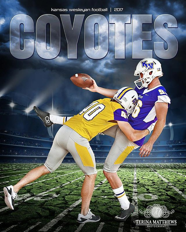 #football #seniorpictures the fun ones!  #punter #kicker #senior #classof2018 #collegefootball #college