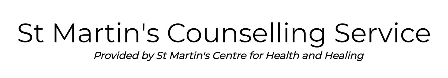 St Martin's Counselling Service