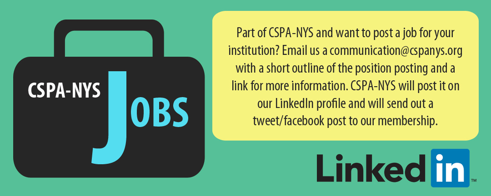 July E-Lert: CSPA-NYS Newsletter — CSPA-NYS