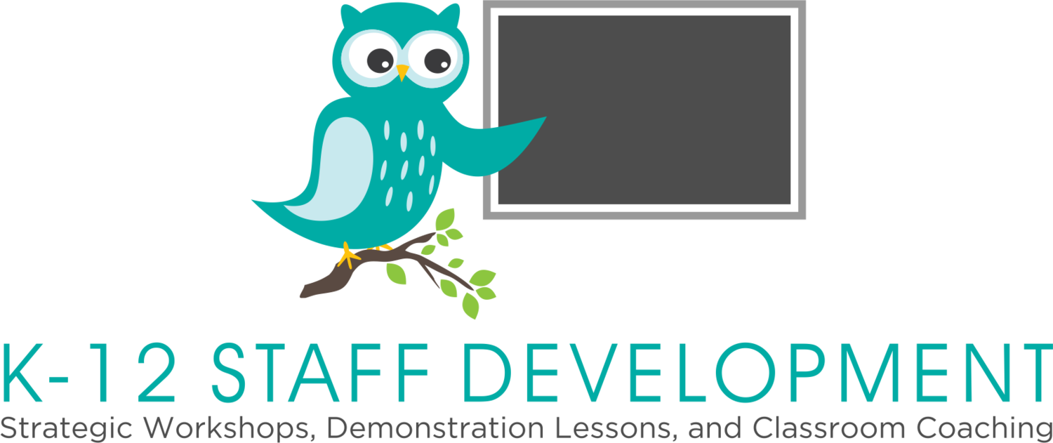 K-12 Staff Development Services
