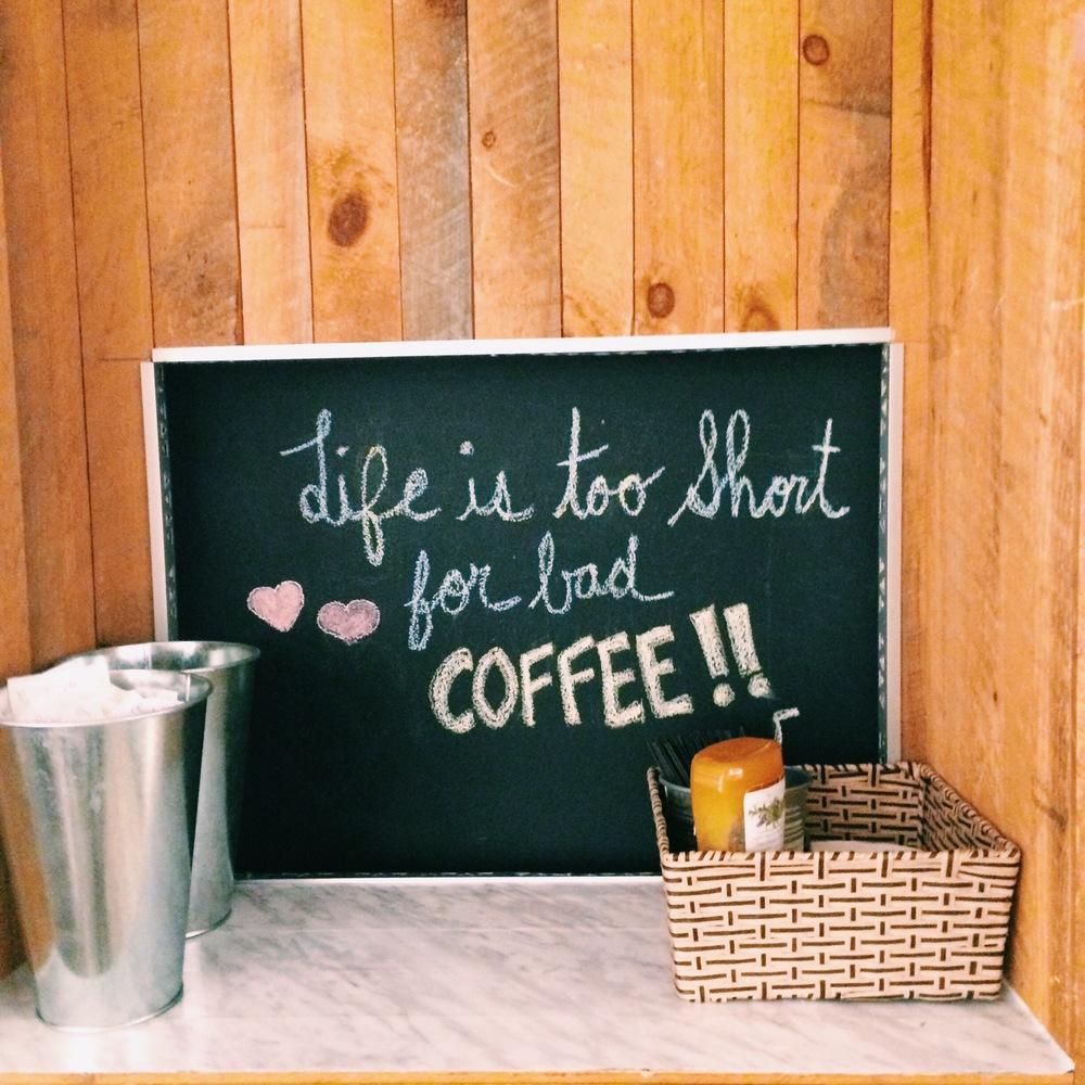 lifestooshortforbadcoffee