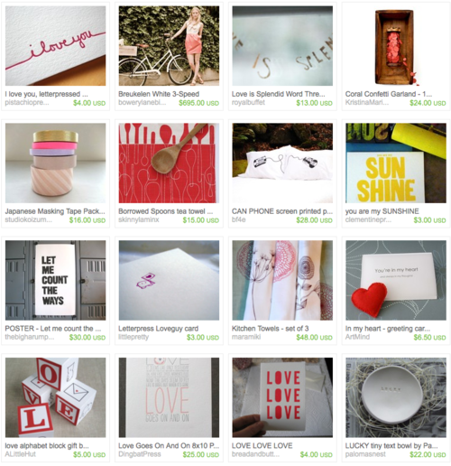 Valentine Treasury