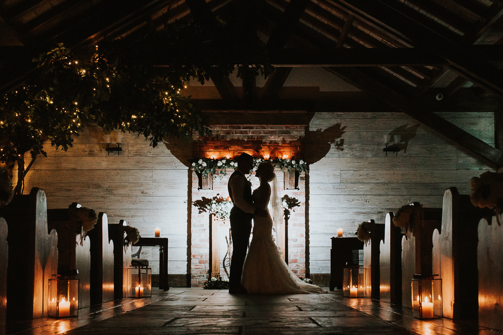 Stunning Creativity - If you're up for it, we love to get creative with light so you have a few 'wow' shots from your day! As always, we won't take up much of your time doing this (we'll have everything set up ready for you to step into) and it'll be as relaxed as the rest of your day.