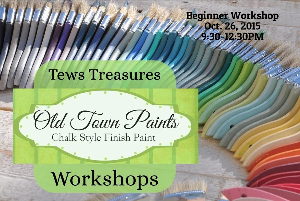 tewspaintworkshop