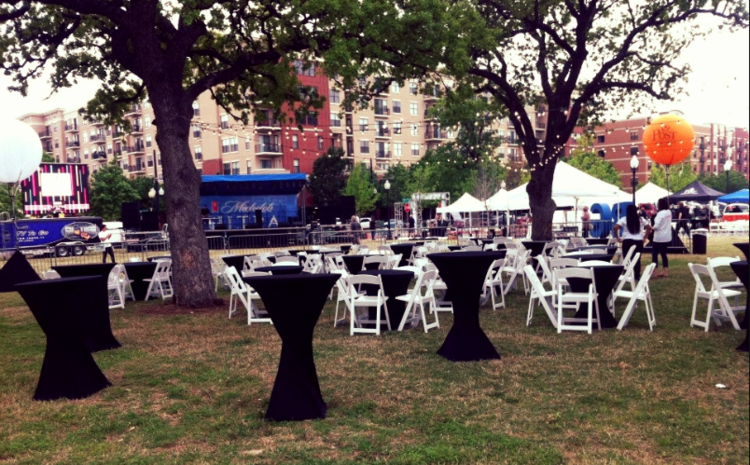 party event rental tent rental table rent chair rental stage rental